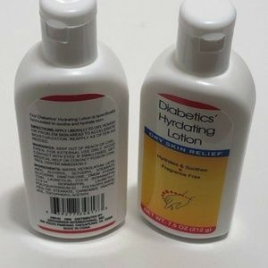 Other Diabetics Hydrating Soothing Lotion Dry Skin Poshmark